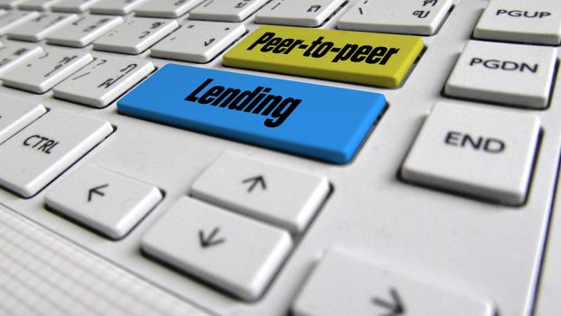 peer to peer lending keyboard